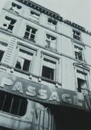 Façade Vinâve d'île bombardement 1940